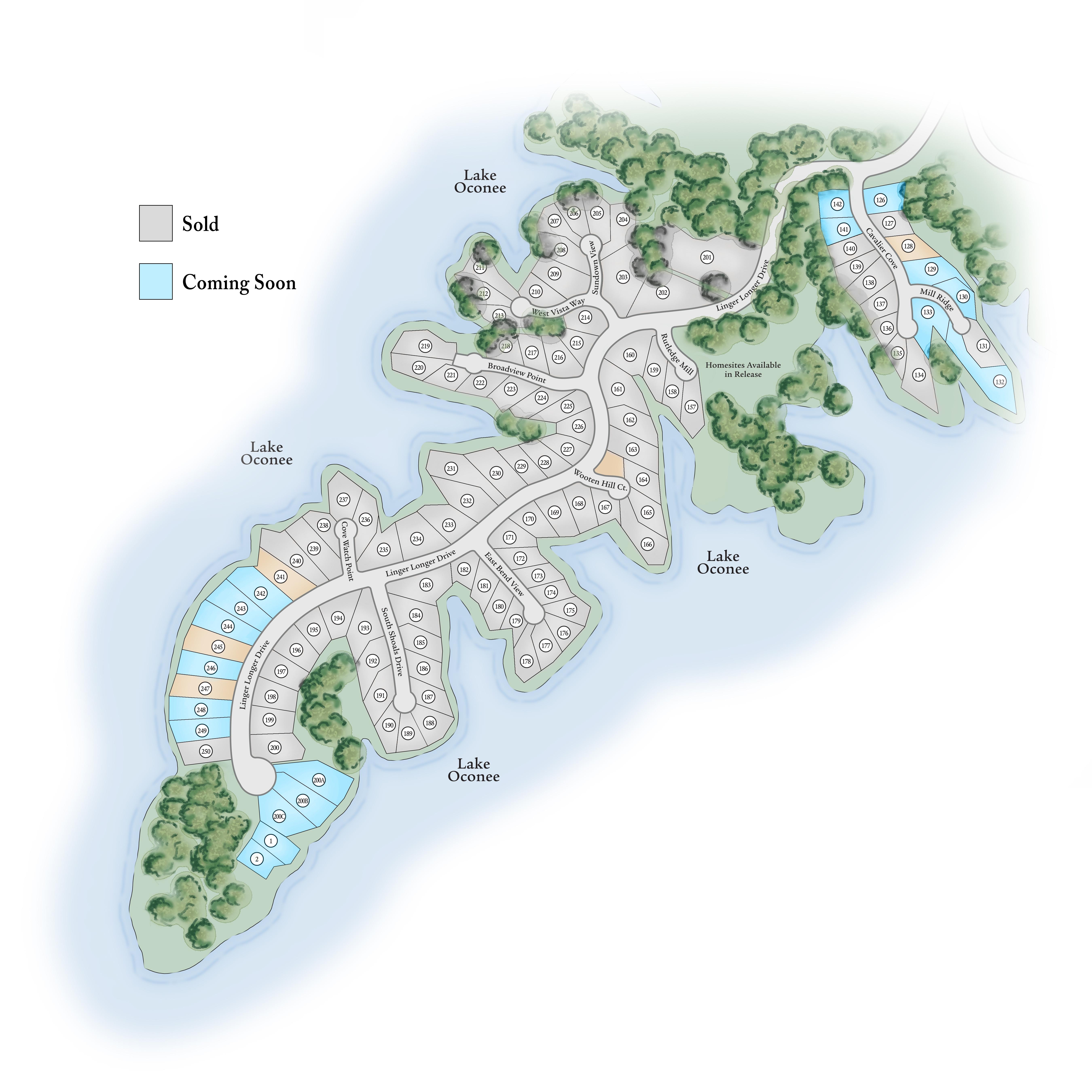 New release properties map