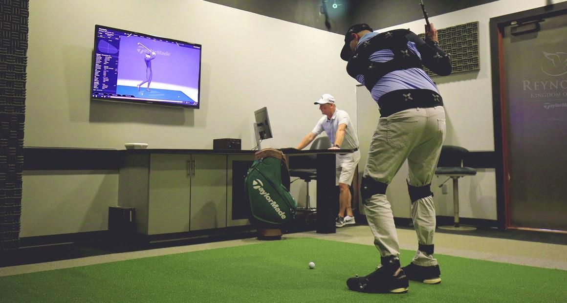 Kingdom Club Fitting Techology Gears Golf Featured Teaser