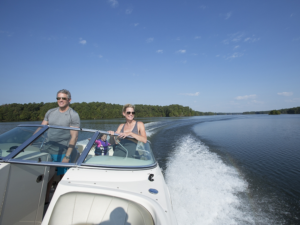 Boating Made Easy w/Reynolds Marinas