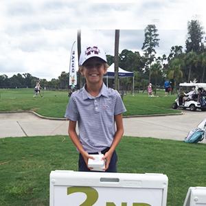 Reynolds Junior Golfer Advances to Drive, Chip, and Putt Regional Qualifier