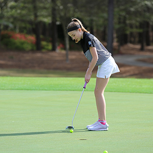 2018 Drive, Chip, and Putt Finalist: Georgia Bosart