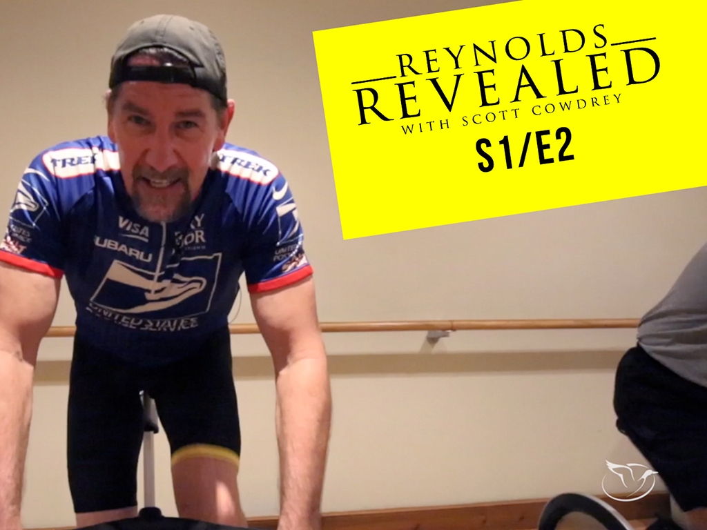 Reynolds Revealed | Episode 2 | Spin Class & Margaritas