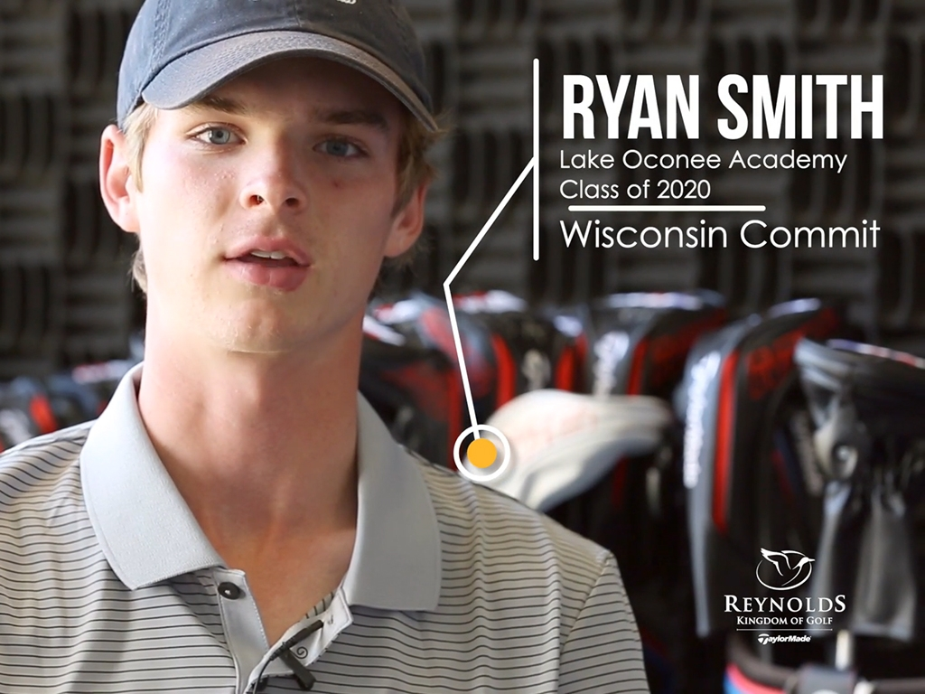 Ryan Smith - Reynolds Kingdom of Golf