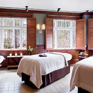 Newly Renovated Spa Offers Range of New Spa Treatments