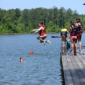 It's Great to be a Kid at Reynolds Lake Oconee